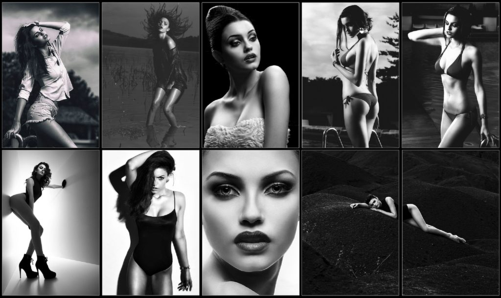 What are the different types of modeling