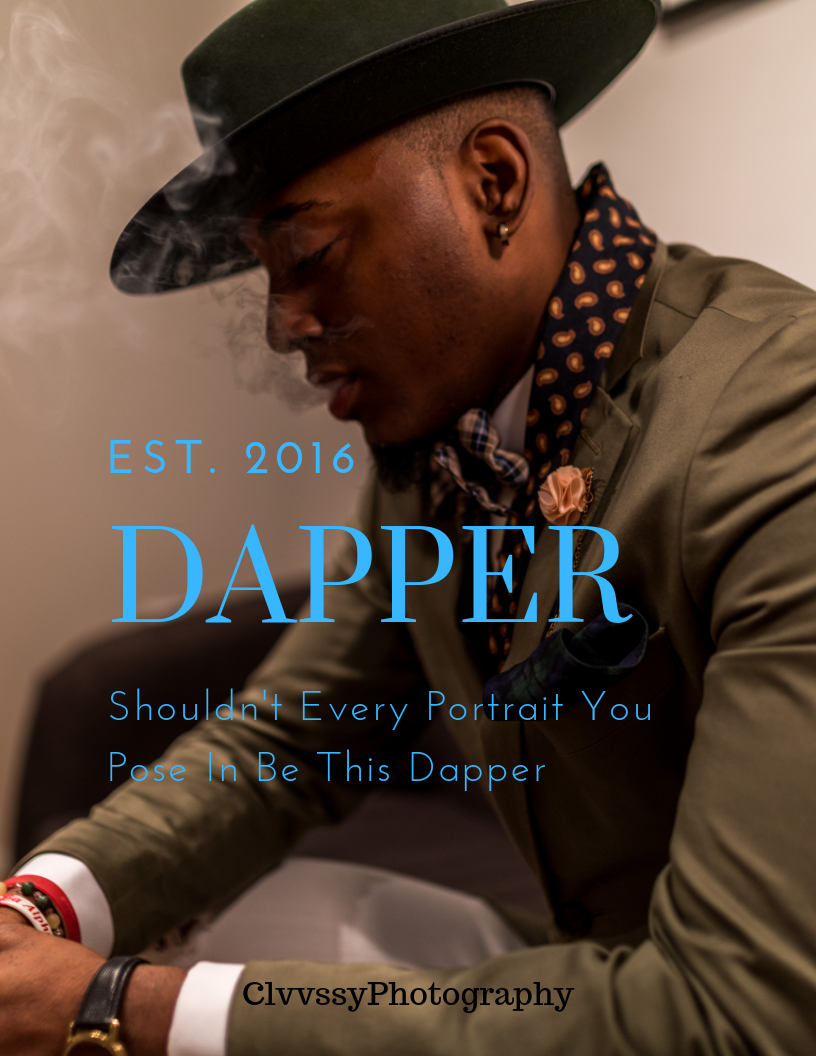 Dapper Style For The Perfect You