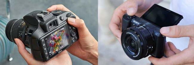 Digital Single Lens Vs The Mirrorless