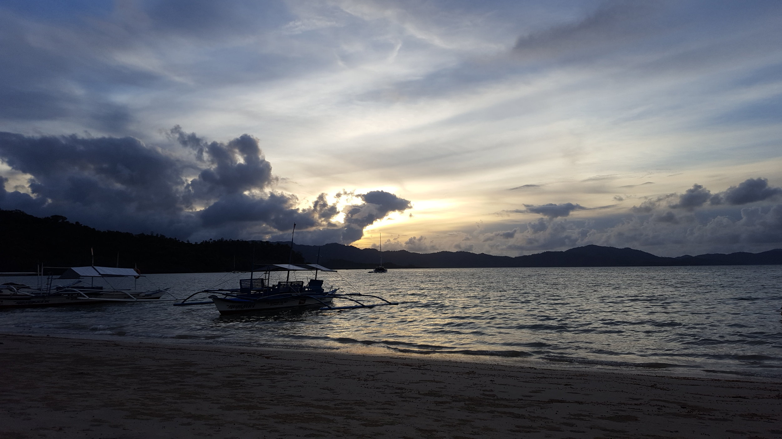 Port Barton was my final stop in the Philippines, and one of the most relaxing