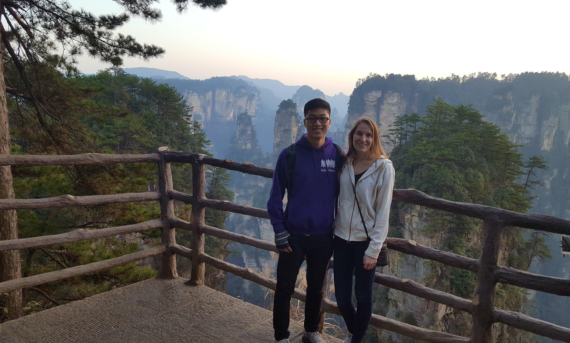 Zhanjiajie National Forest Park
