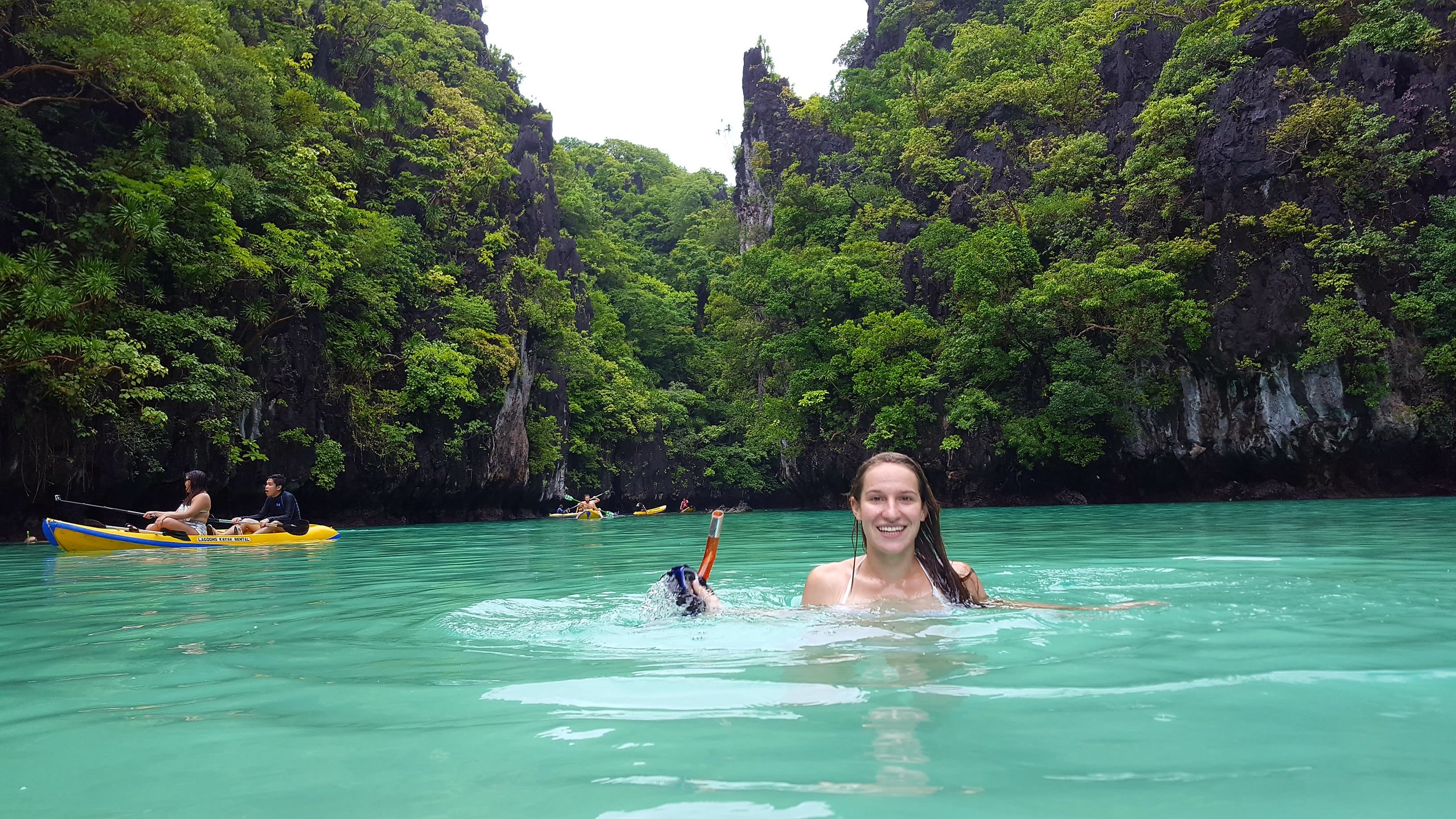 After my sophomore year of college, I ended my internship early and made time for a 3 week trip to the Philippines