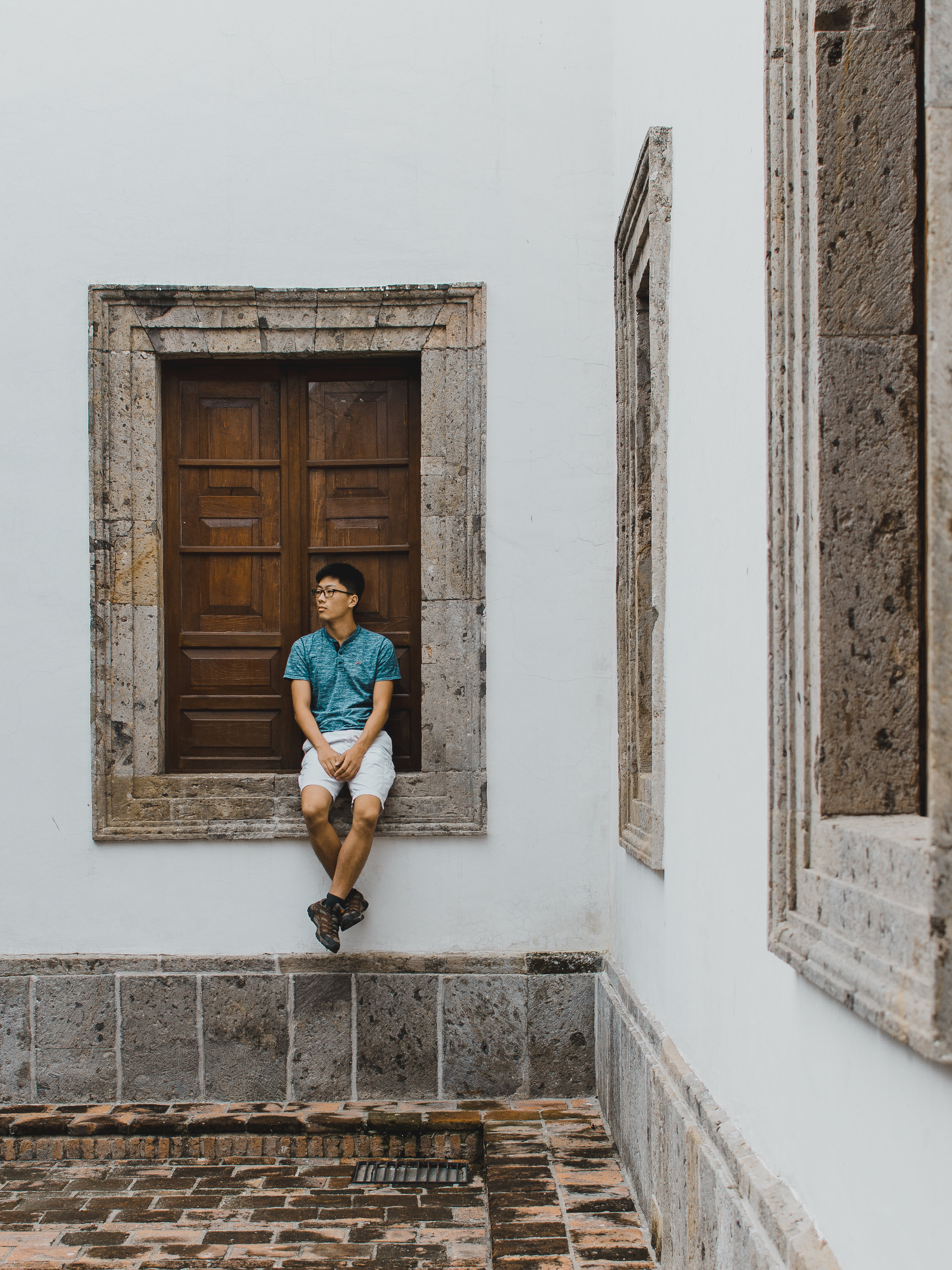Instituto Cultural Cabanas in Guadalajara was one of our favorite places we found