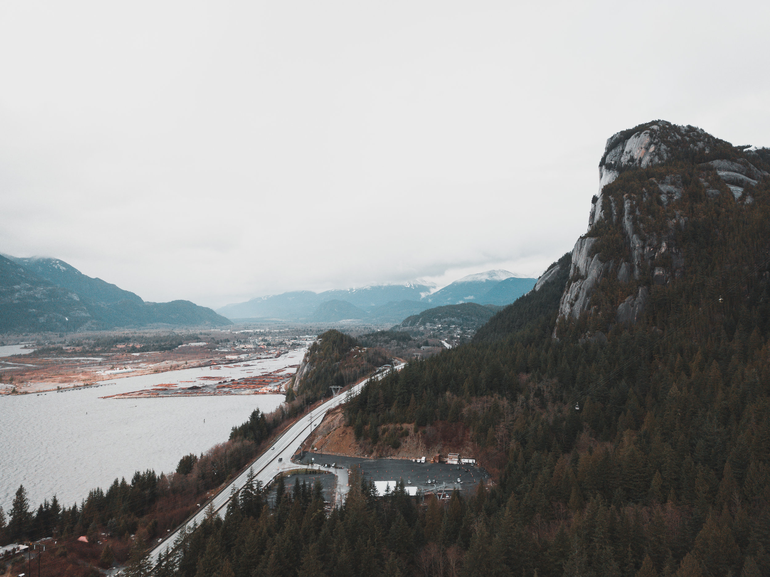 Staying in Squamish BC for the weekend