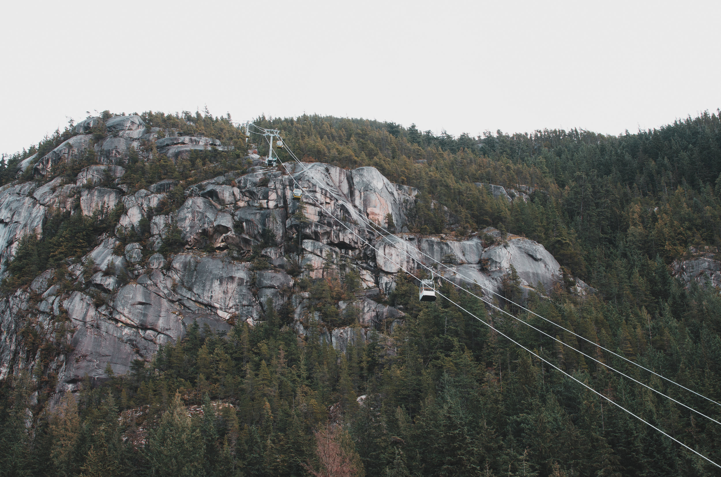Stay in Squamish to save money on a Whistler weekend trip