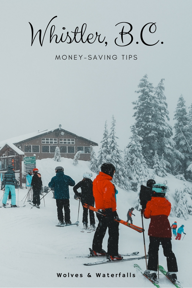 Money-saving tips for a weekend trip to Whistler