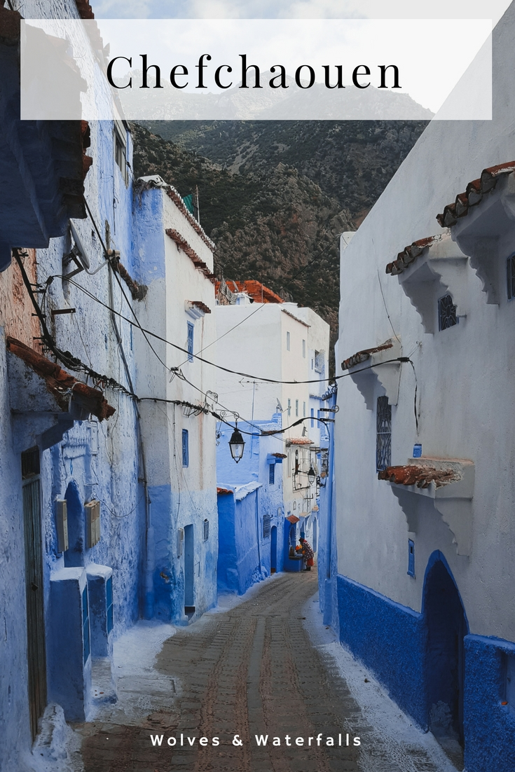 Everything you need to know about Chefchaouen