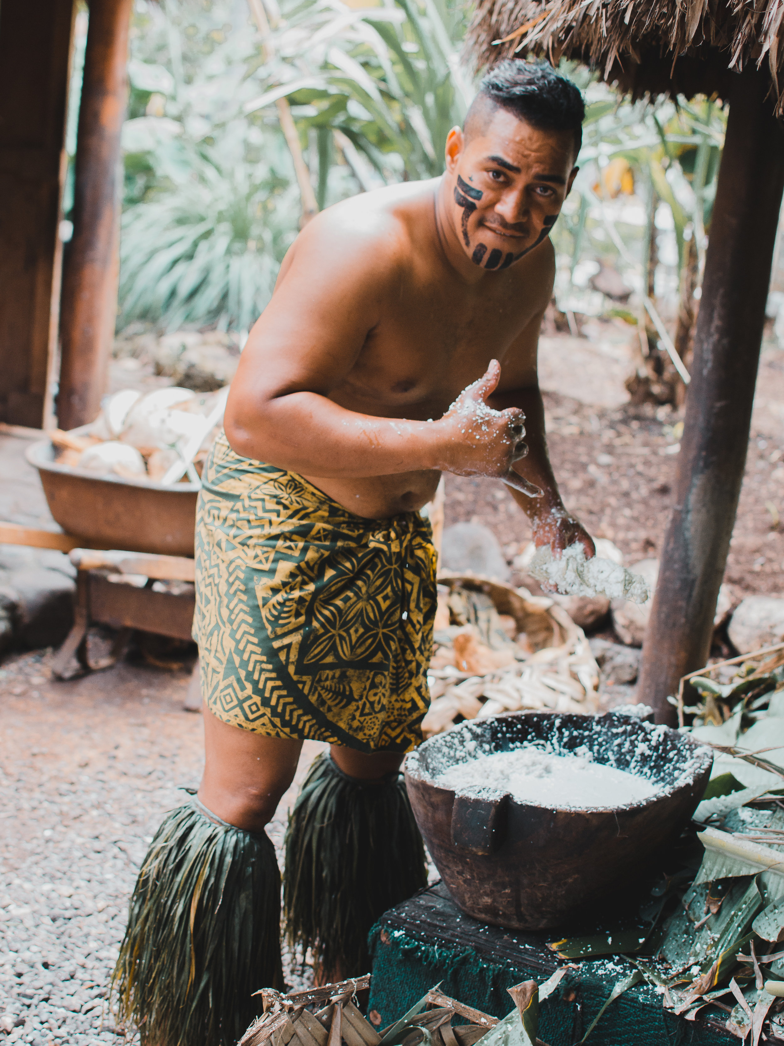The Polynesian Cultural Center is a must in Oahu