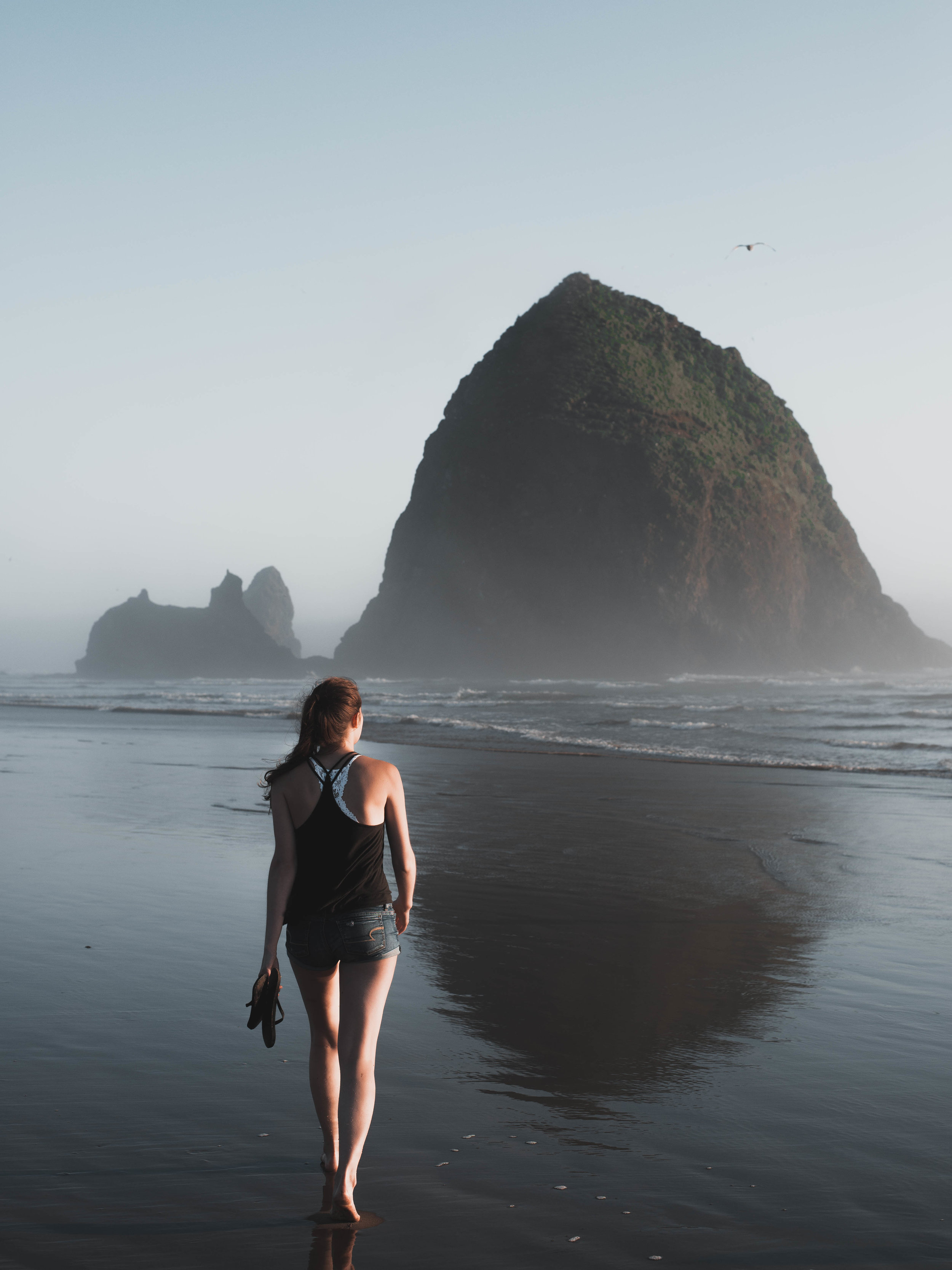 Filling my last quarter of college with mini weekend trips to places like Cannon Beach, OR