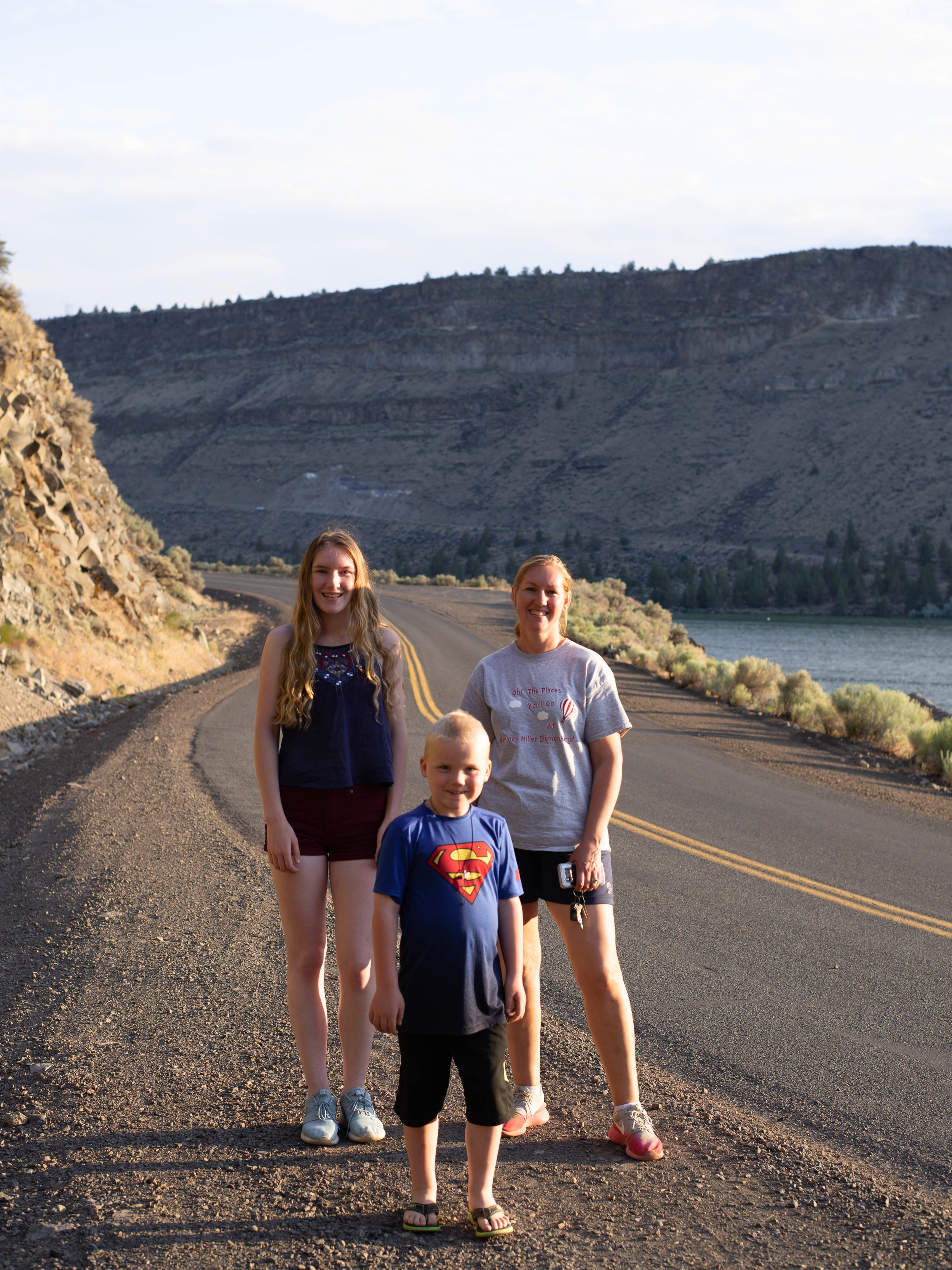 Gorgeous views inside The Cove Palisades State Park