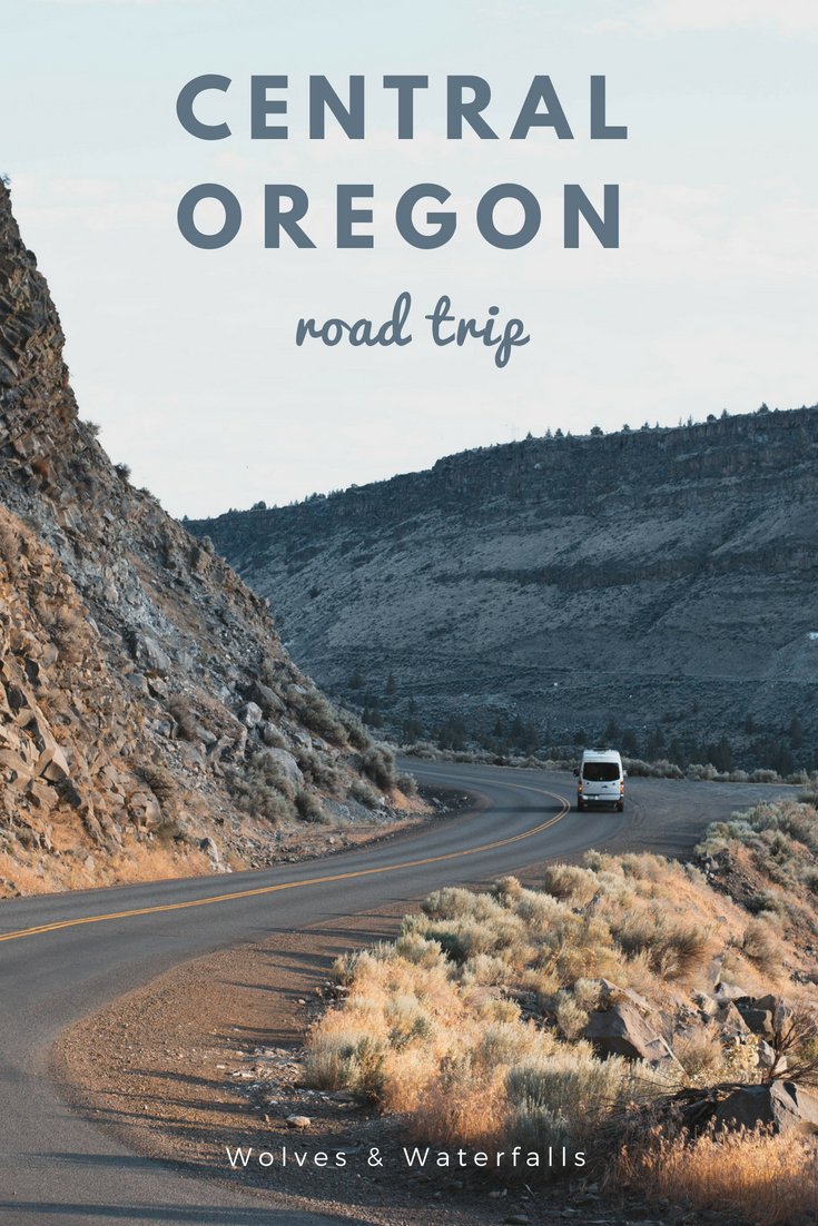 Where to Stop on a Central Oregon Road Trip