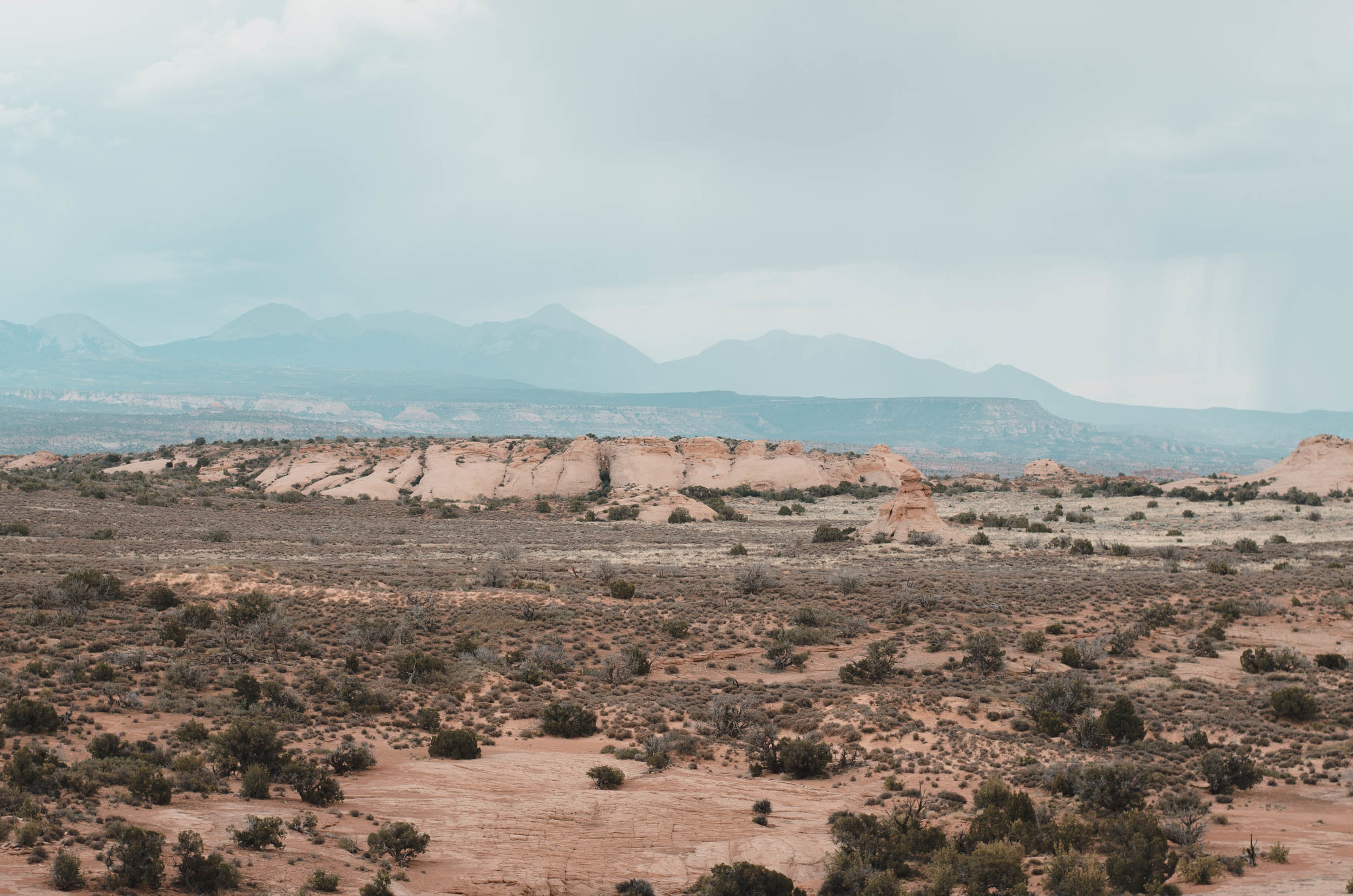 Arches National Park was our first major stop on our Utah road trip