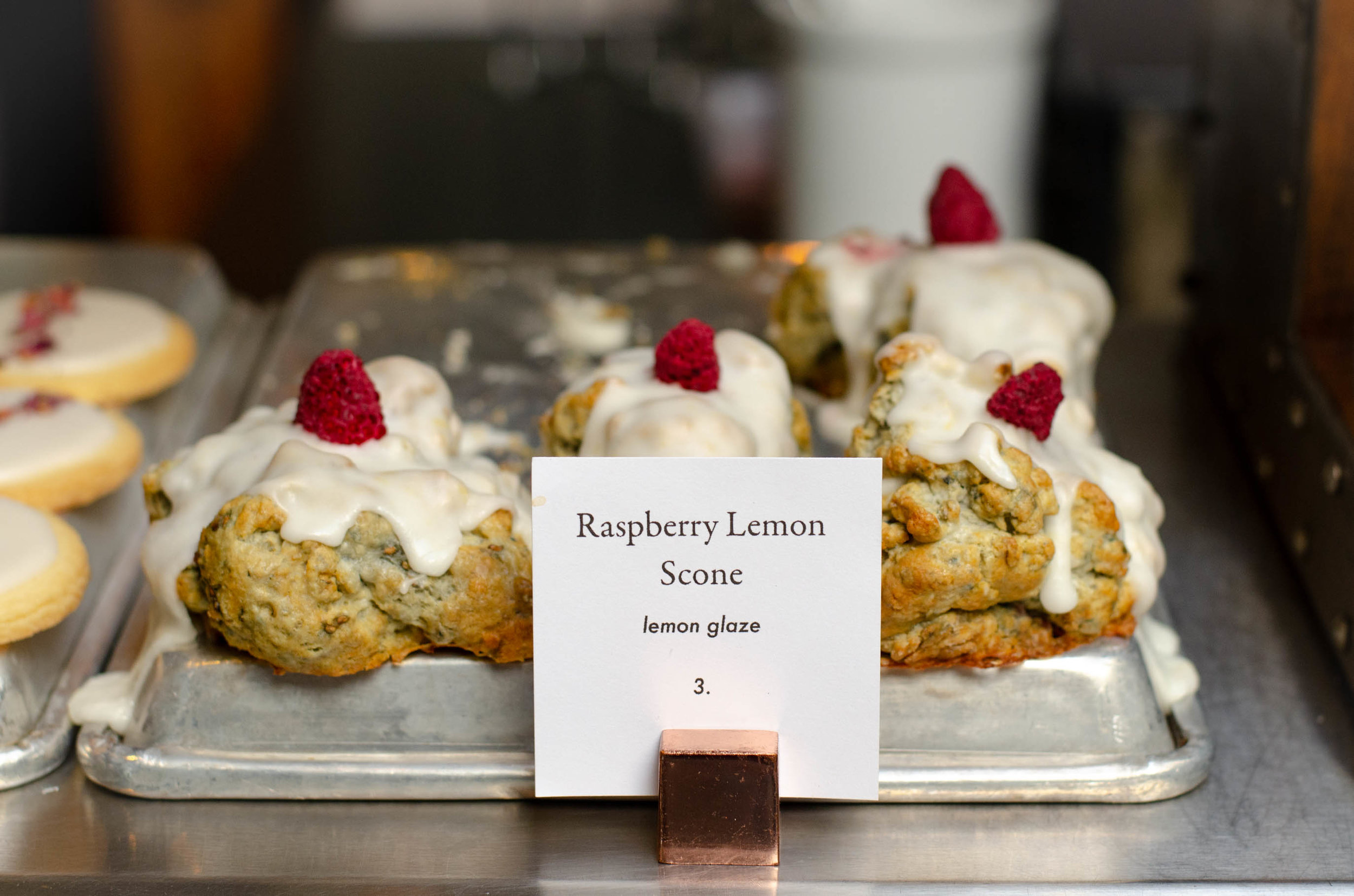 Make sure and stop in Salt Lake City for yummy cafe treats