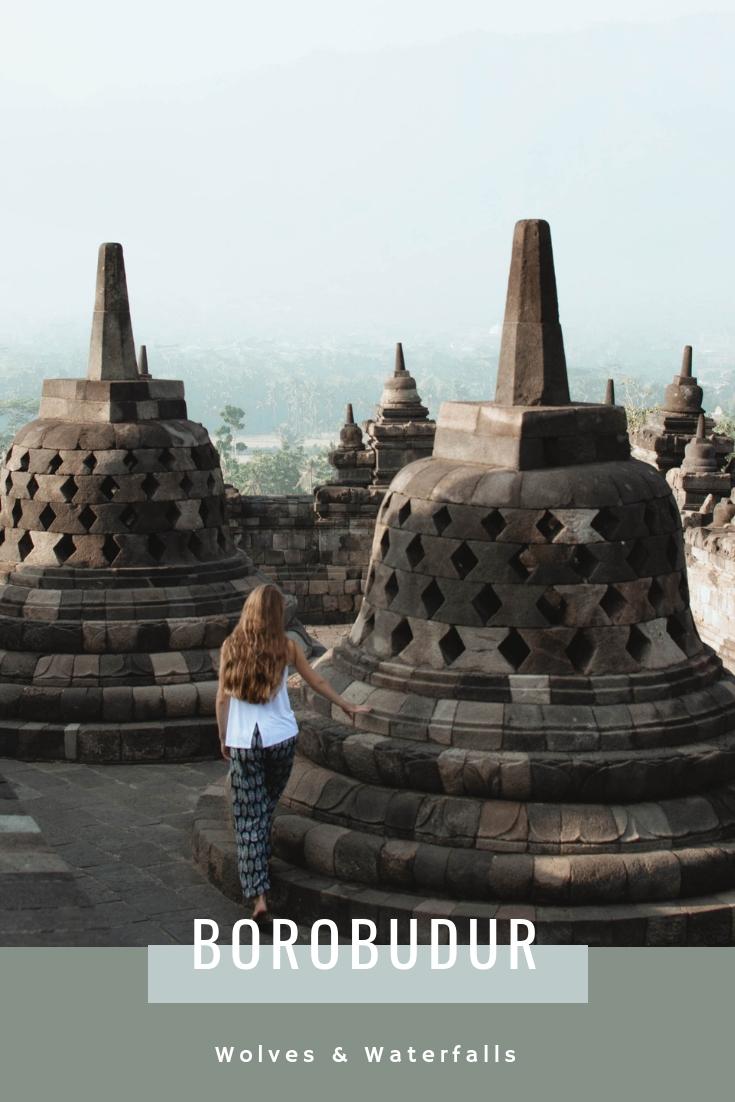 Borobudur Sunrise Tour in Yogyakarta, Indonesia