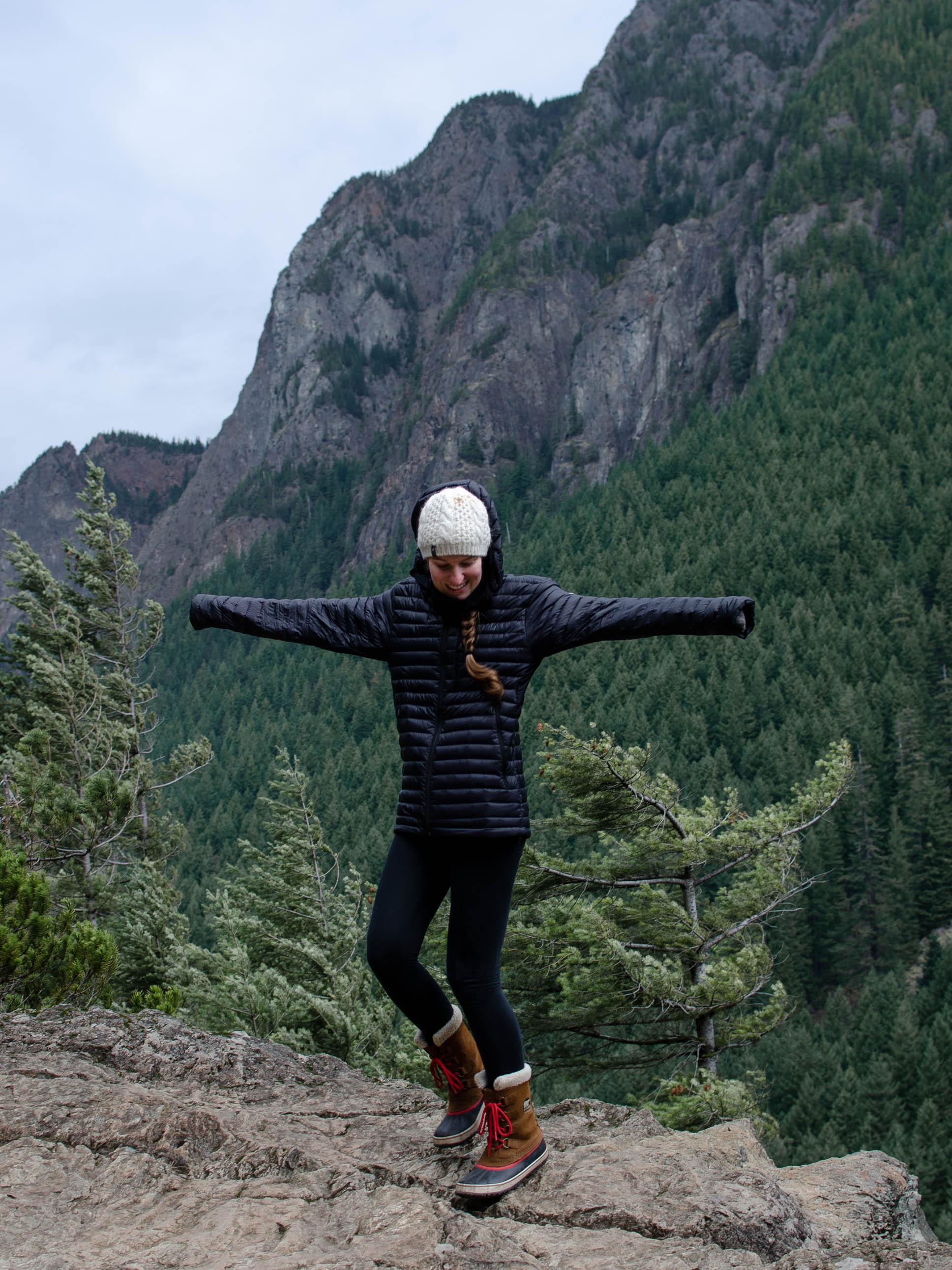 Little Si: An Easy Winter Hike Near Seattle