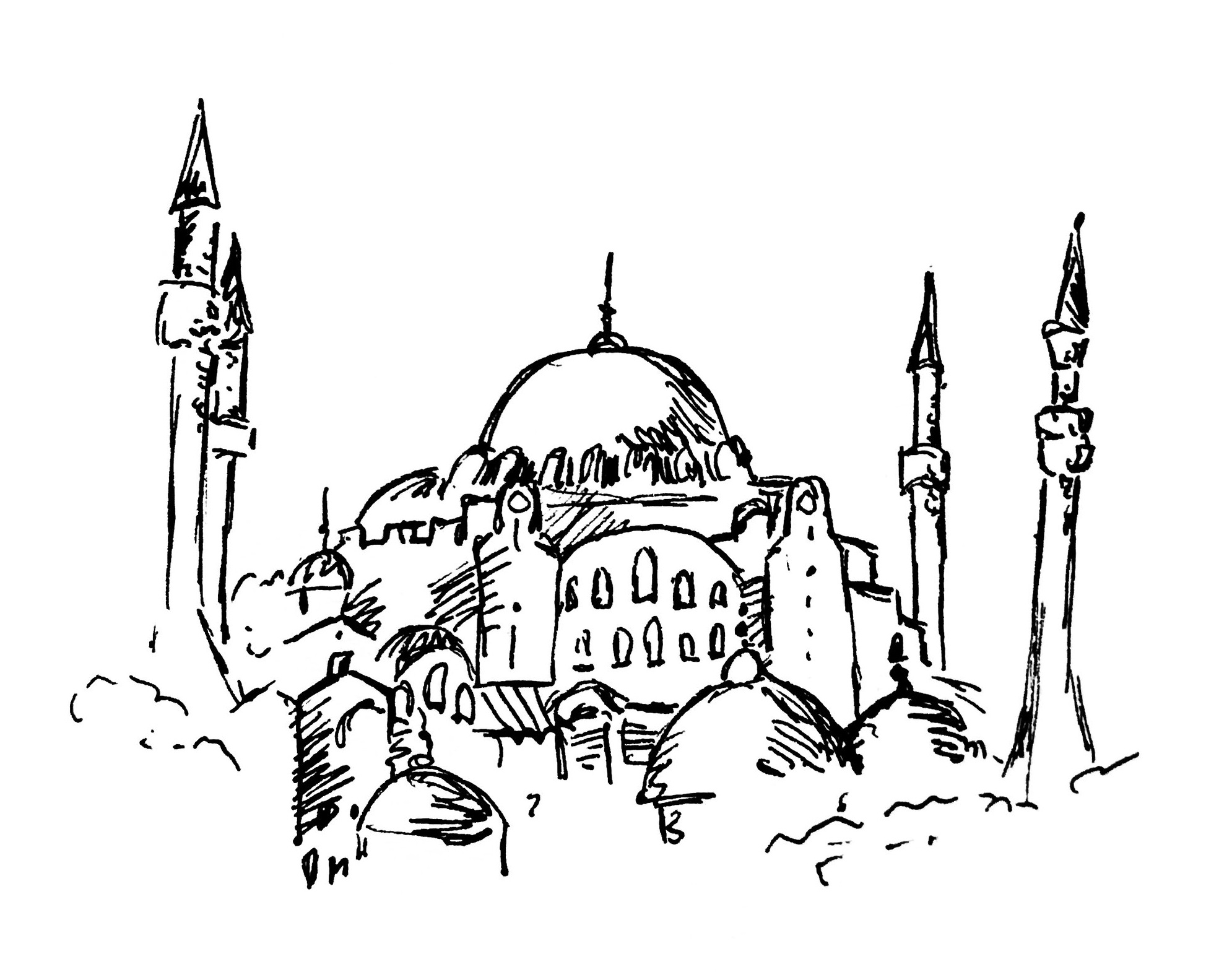 Hagia Sophia is a must-see while you're in Istanbul