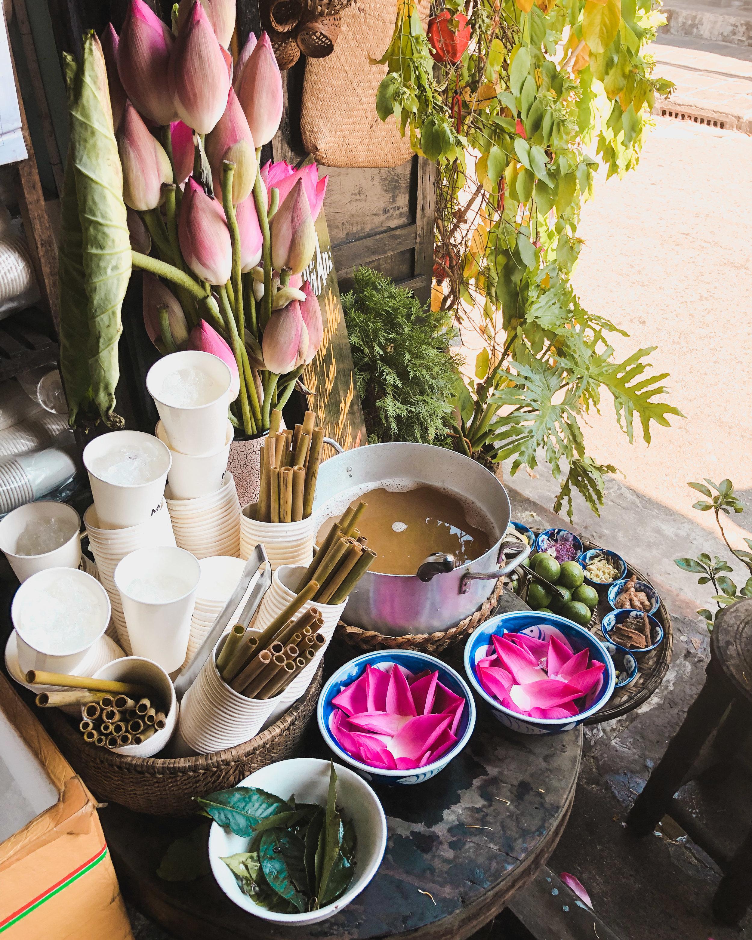 Mot Tea in Hoi An