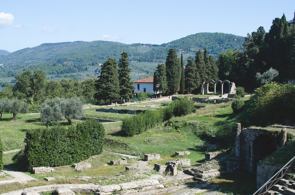 Travel info for visiting Fiesole