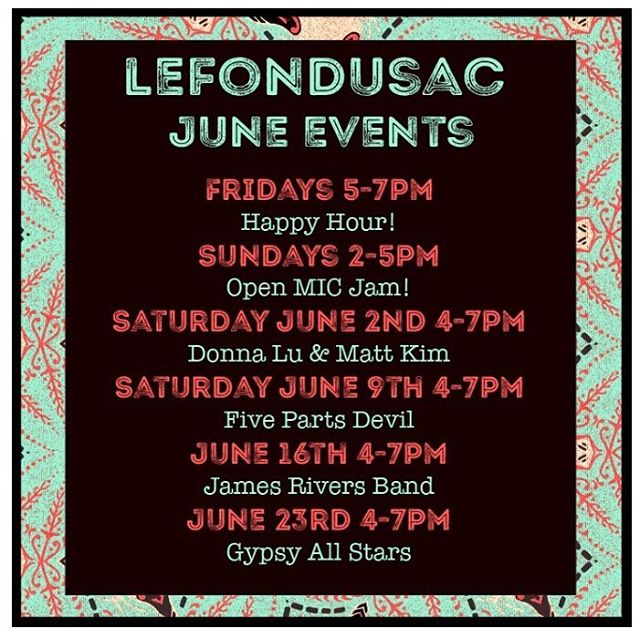 What's in at The Sac! #lefondusac #tincitypaso #freelivemusic #winesontap #pasorobleswine #centralcoast #centralcoastliving #goodtimes #notyouraveragewinery