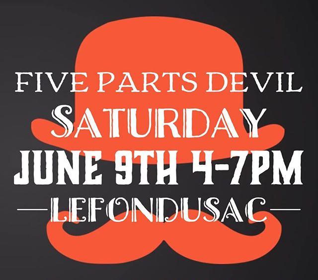 Live free music at The Sac every Saturday! #lefondusac #goodtimesgoodpeople #timeforagreatglassofwine #lefondusacwinebar #tincity #tincitypaso #boutiquewines #winesontap #centralcoast #fivepartsdevil @lefondusac #summertime