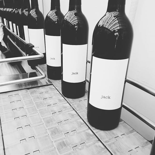 2016 jack,  cab. sauv.  Coming down the line.  Join us this weekend at #lefondusac for a fun labor day holiday weekend and taste through the new 2016s JP3 Wines. #lefondusac #jp3wines #cabernet #tincity #pasowine #wine #goodtimes #jack #cheers #peaceandlove