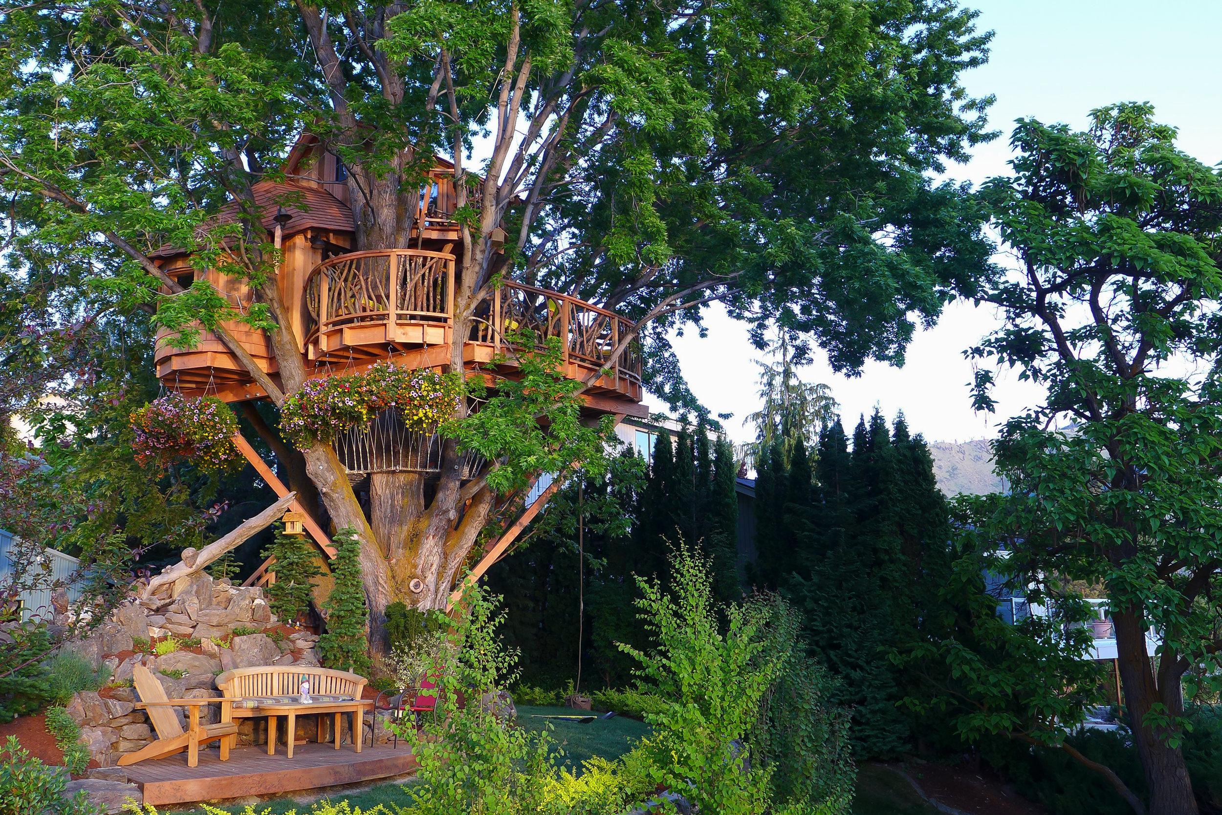 Chelan Treehouse