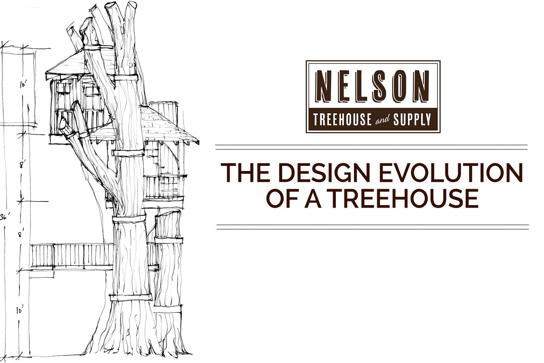 Nelson Treehouse Design