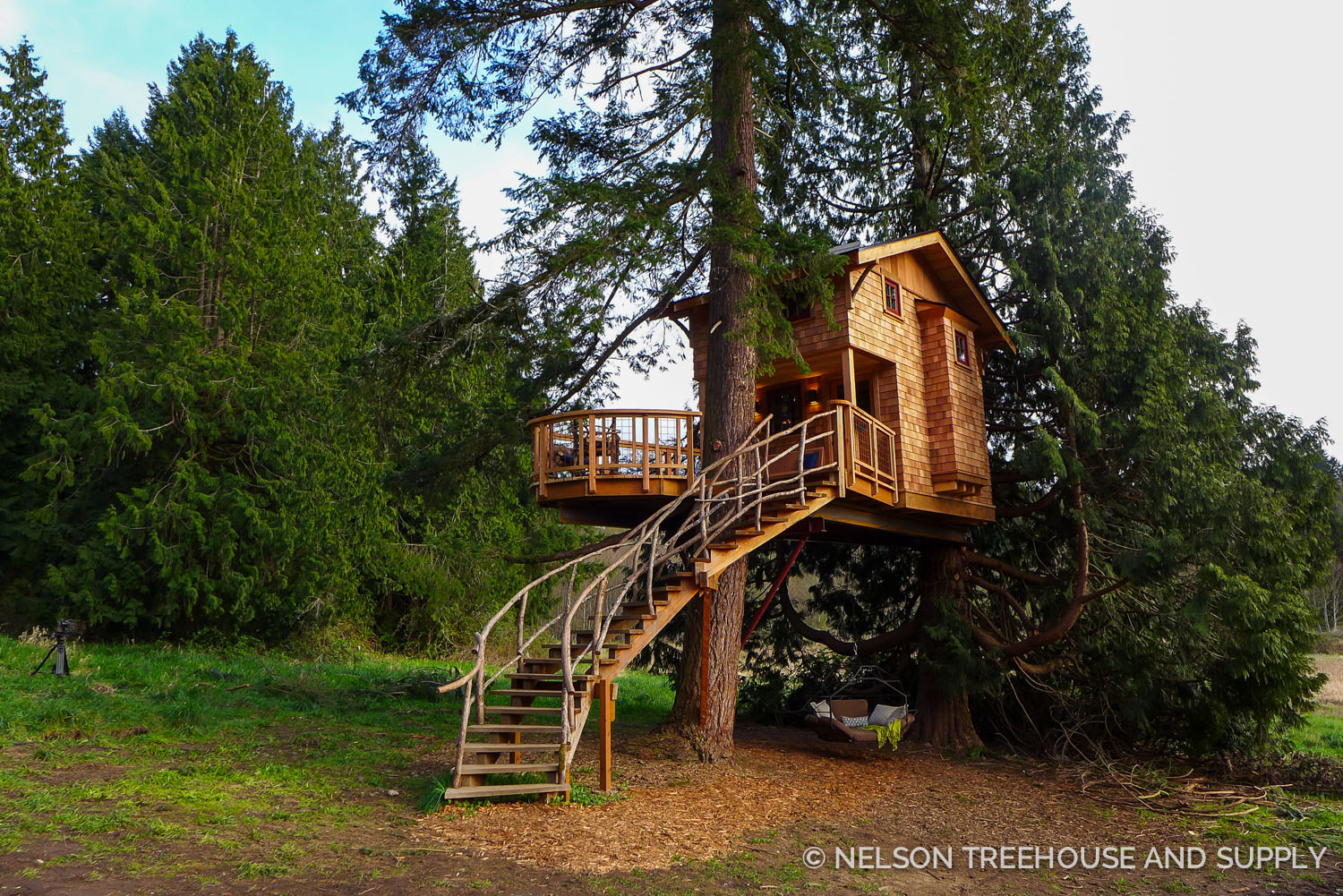 Building  charlie's treehouse at treehouse Resort and spa  was simply magical. the ongoing development of the property brings me so much joy.