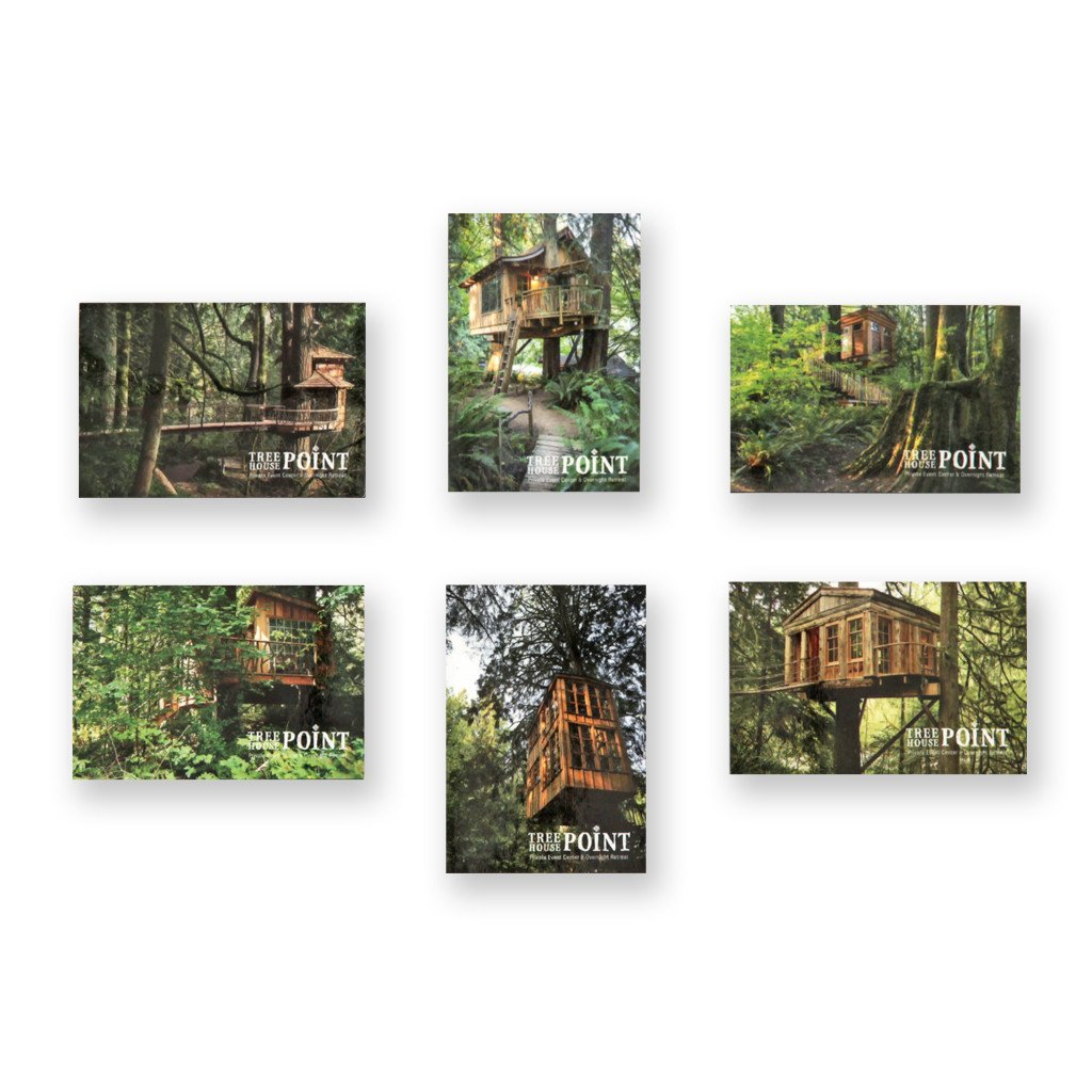 Treehouse Magnets