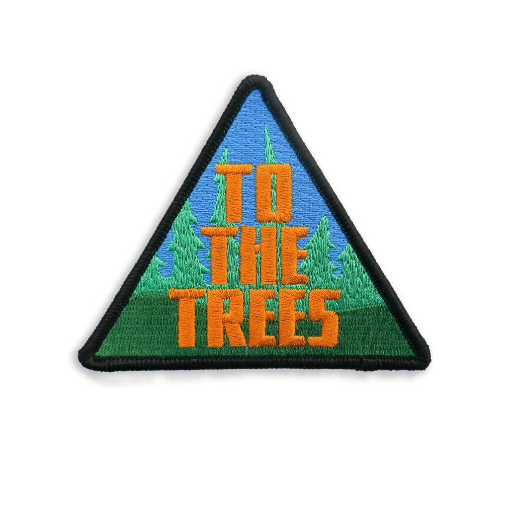 To the Trees Patch