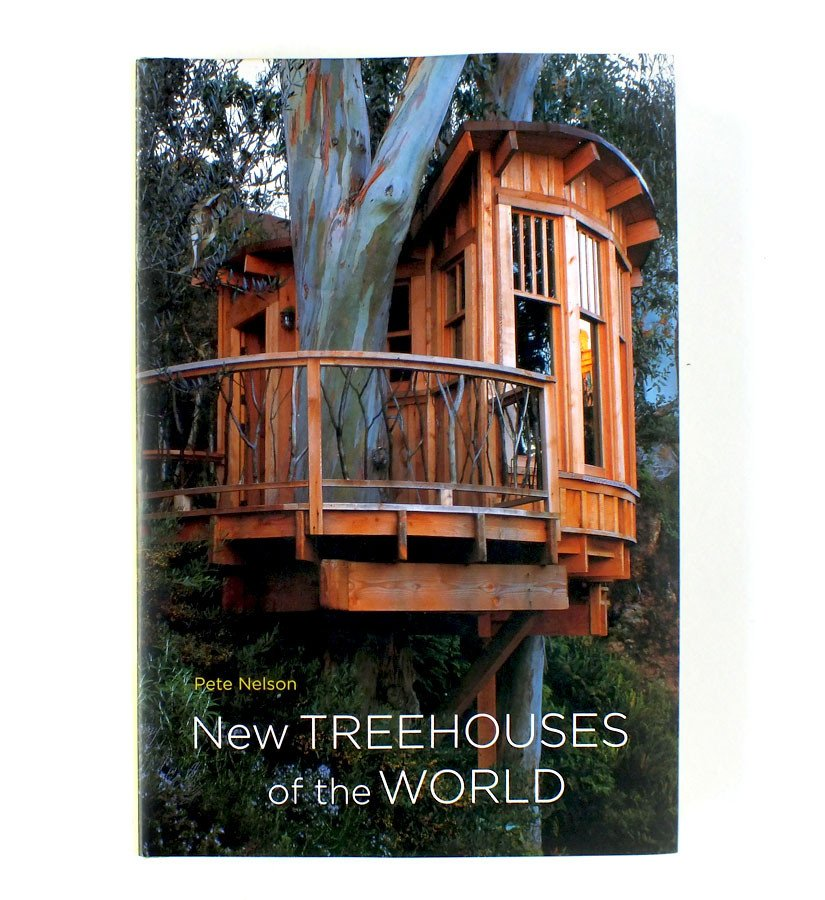 New Treehouses of the World book