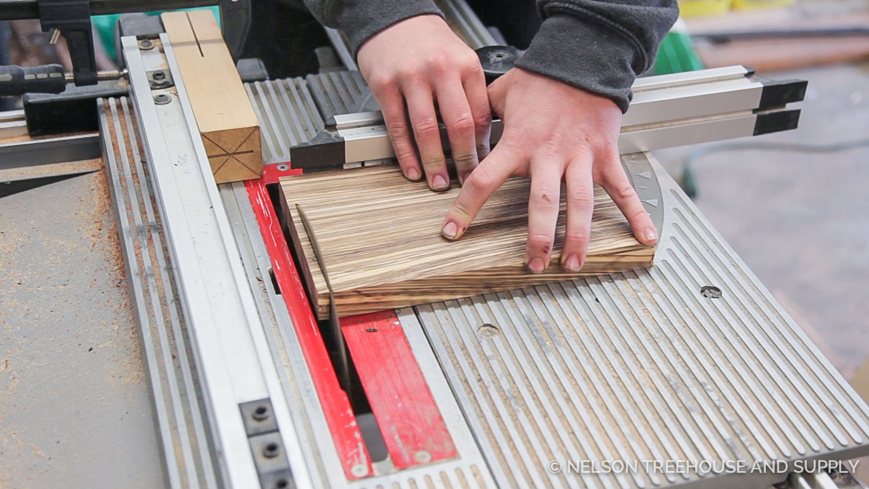 Wood Ring Step 2