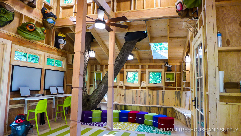 Nelson Treehouse For Mar