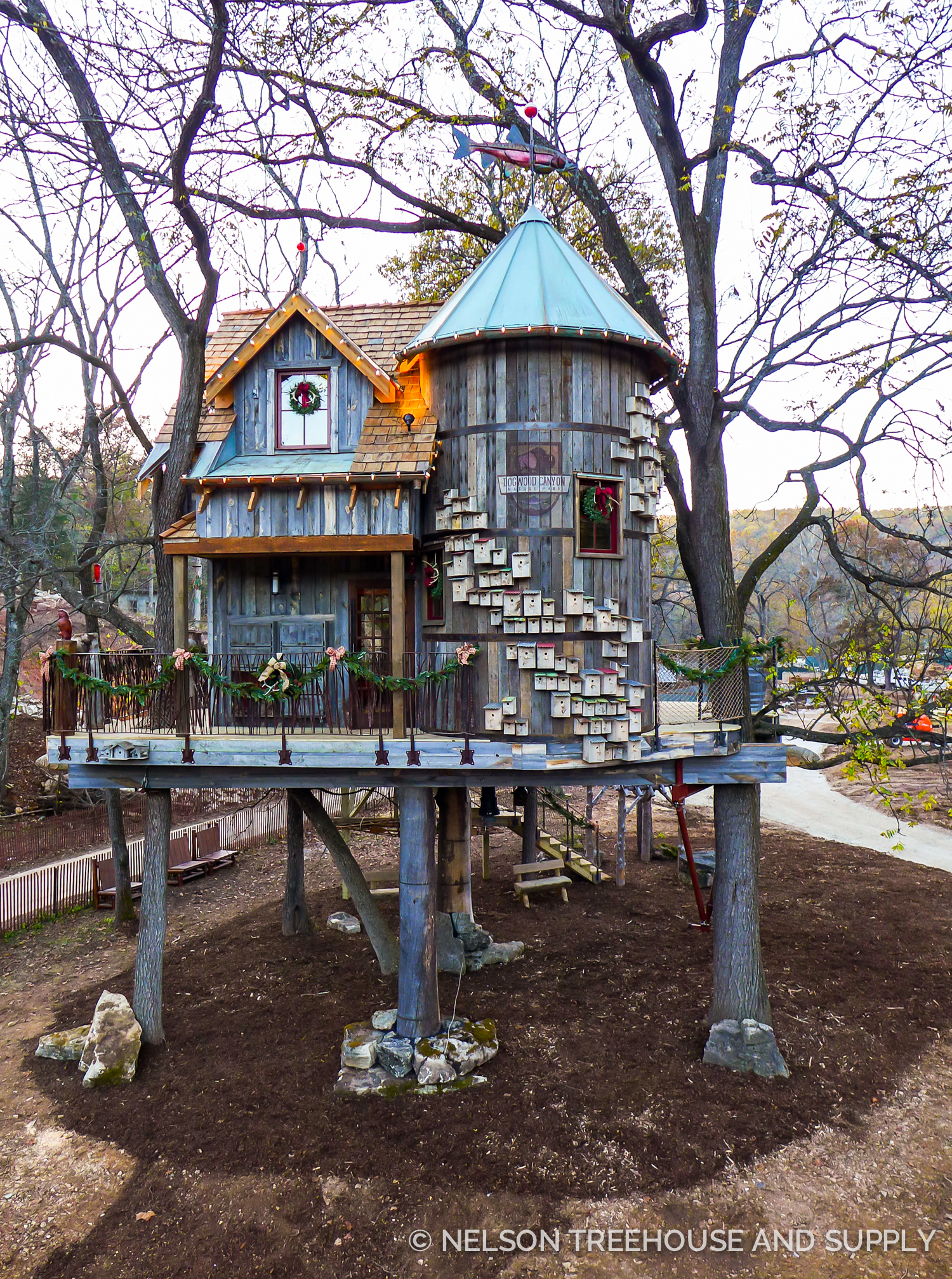 Bass Pro Nelson Treehouse