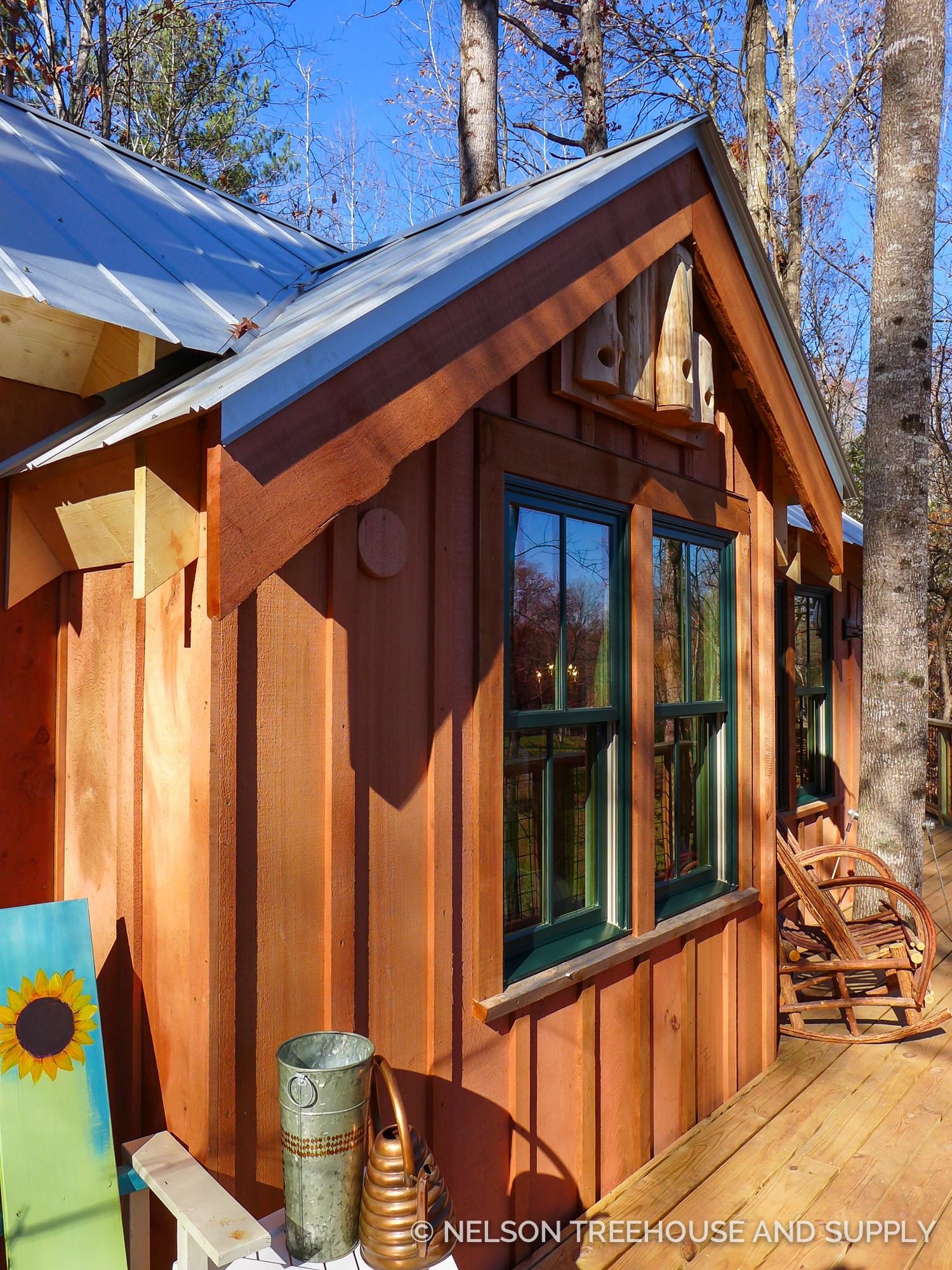Storybook Farm Nelson Treehouse