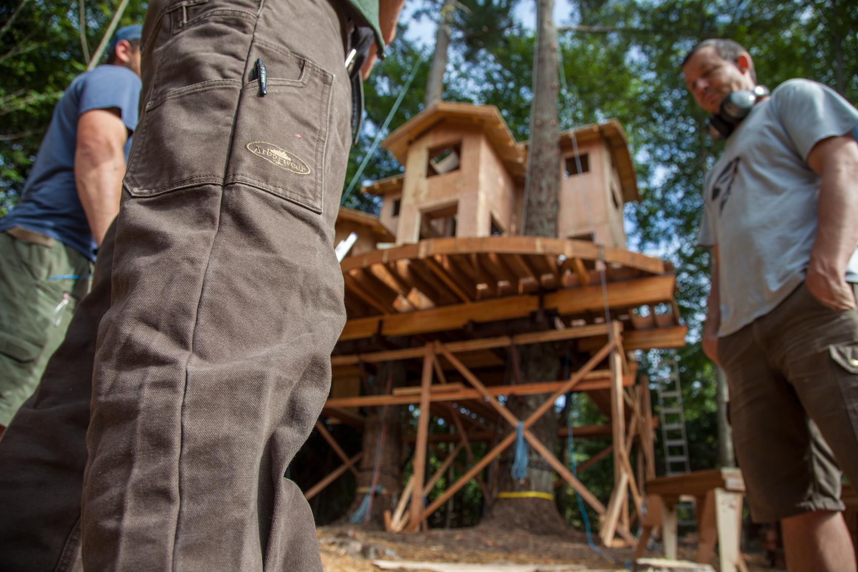 Arborwear Nelson Treehouse
