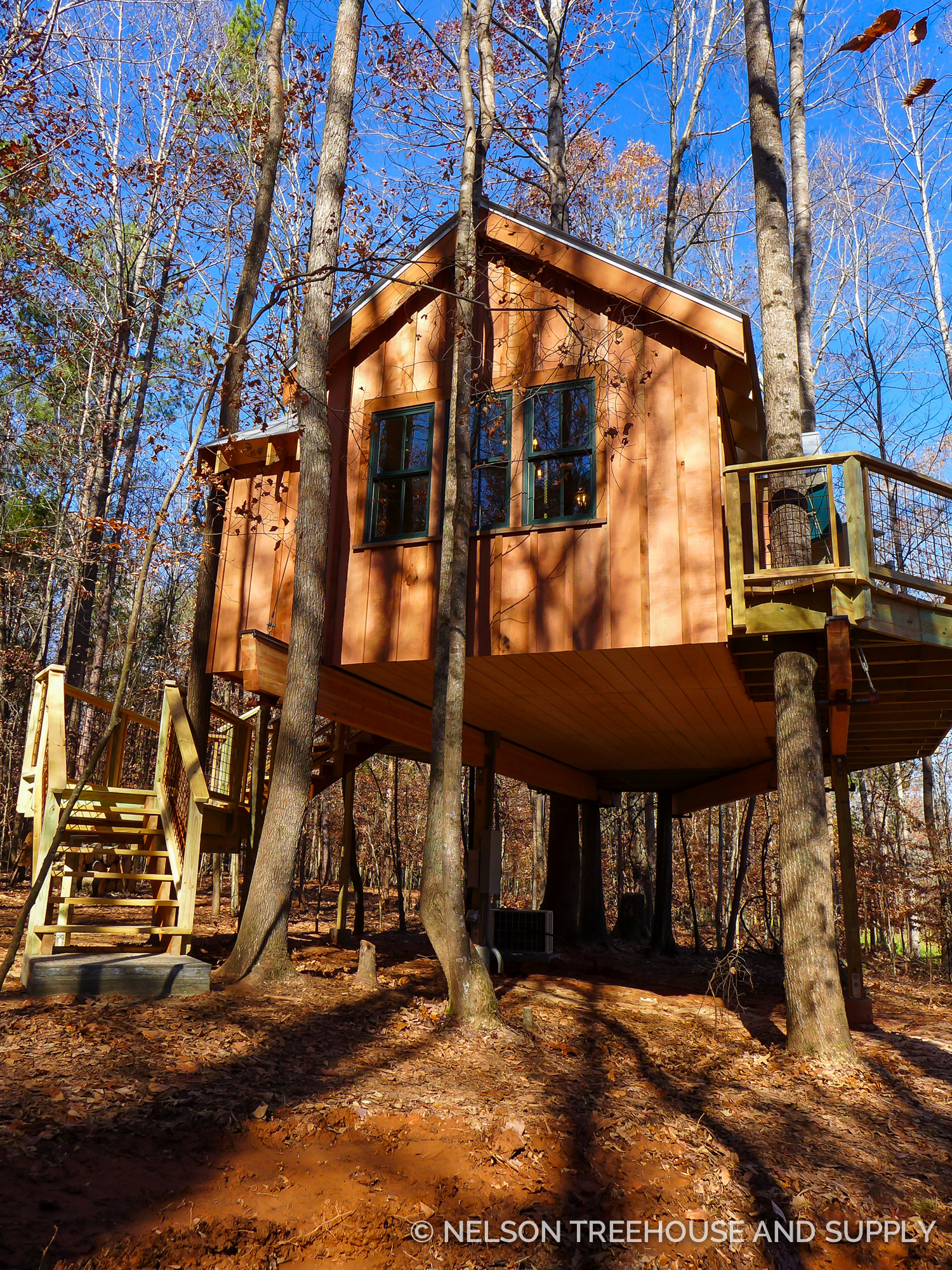 Storybook Farm Nelson Treehouse