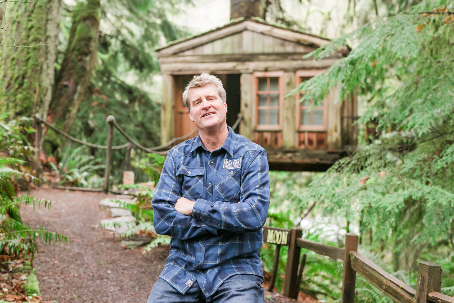 Pete Nelson Treehouse Plans