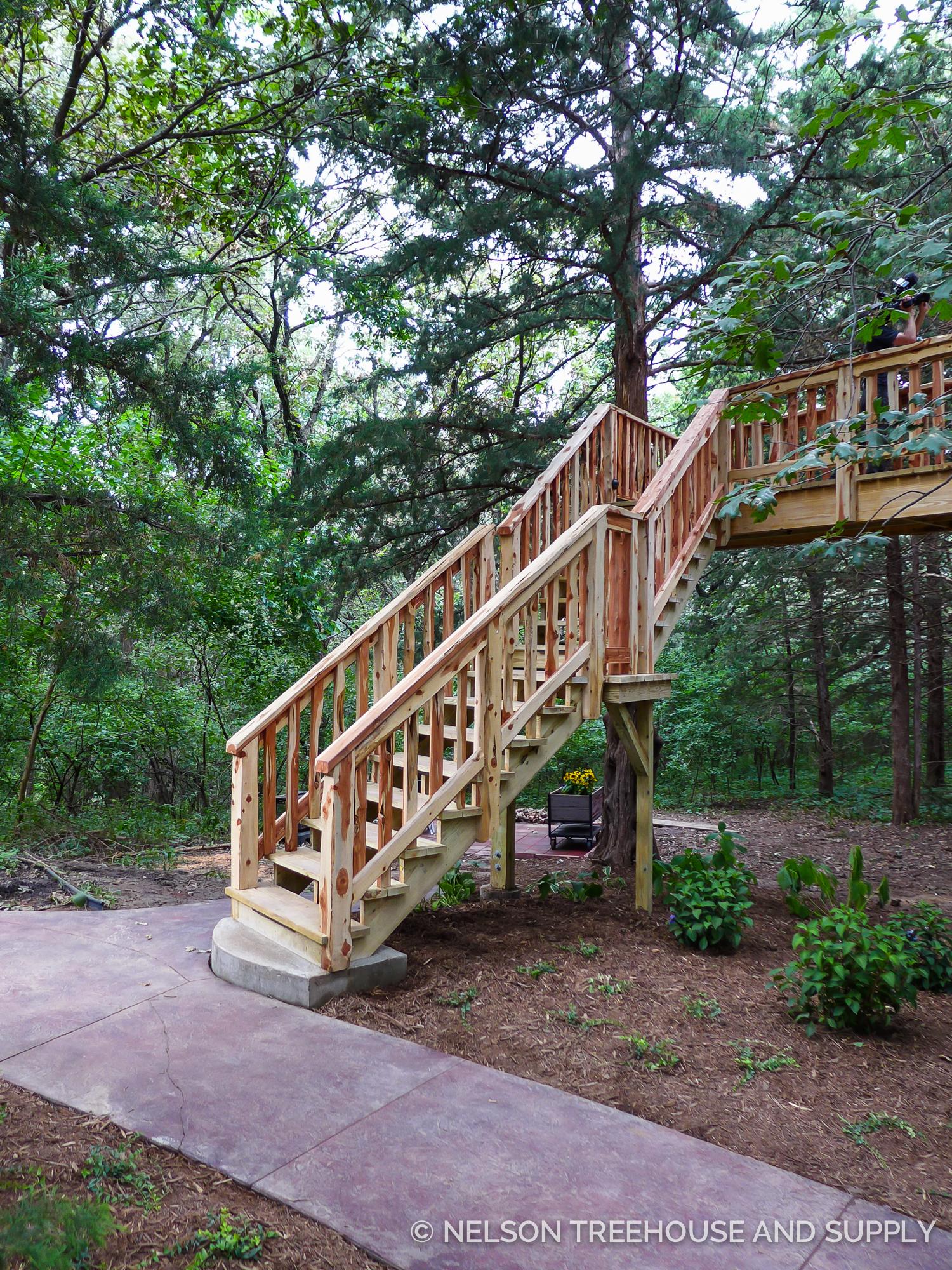 Nelson Treehouse Fairytale