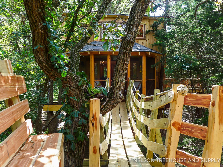 Nelson Treehouse Fairytale Cottage