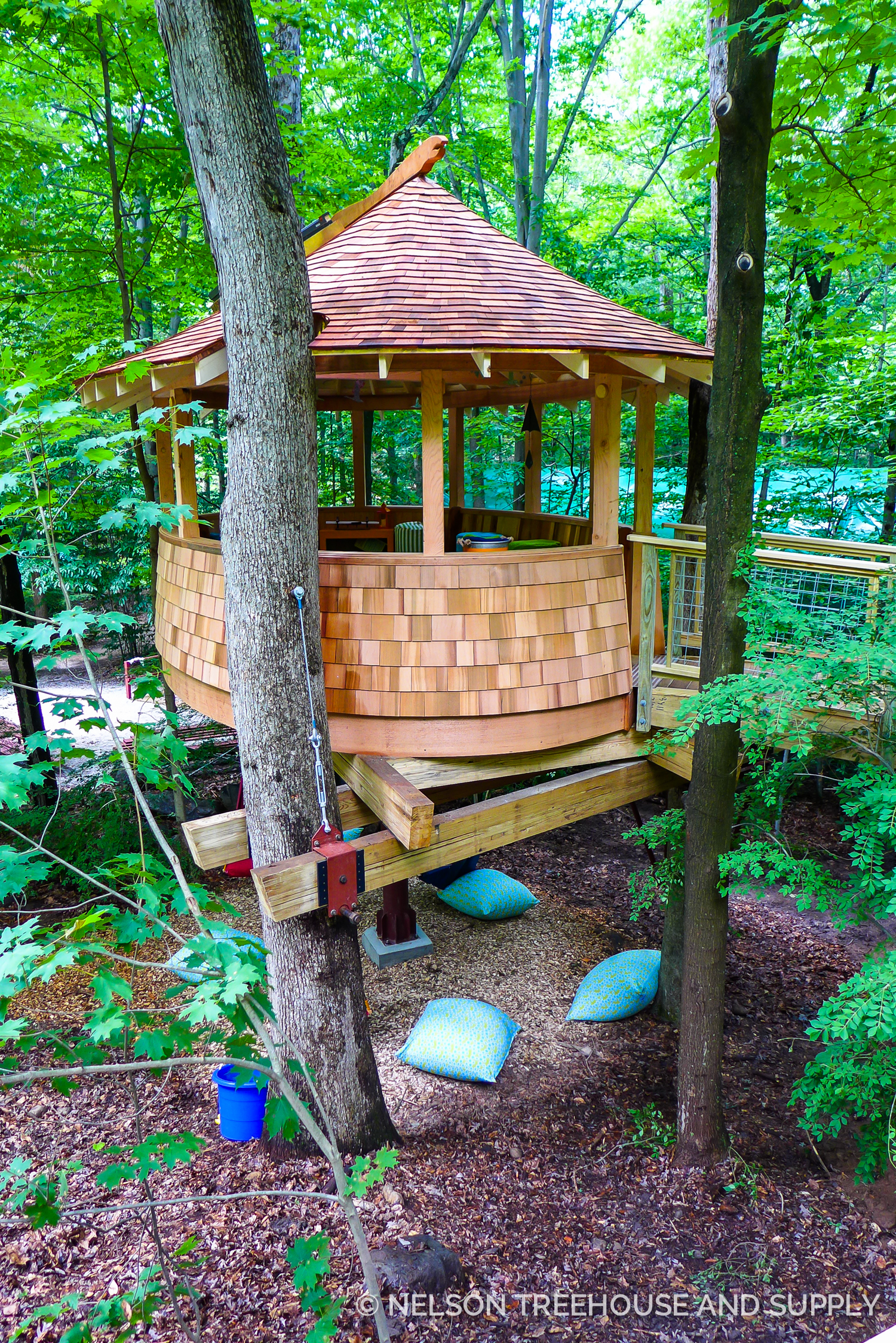 Camp - Nelson Treehouse