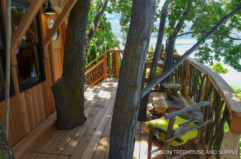 Nelson Treehouse Mindbending Maple