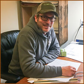 Toby Maloy  Project Manager     Toby was introduced to woodworking at a young age in his father's shop and has been following that path in various forms ever since. He brings 25 years of building experience to Nelson Treehouse and Supply. Toby shares a love of gardening and the outdoors with his wife, Jennifer, and is kept on his toes by his son, Arrow, and daughter, June. Neko, Toby's trusty dog, often accompanies Toby to work.     Read Toby's Staff Spotlight here.