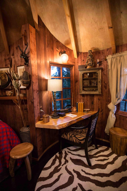 Safari Treehouse Desk