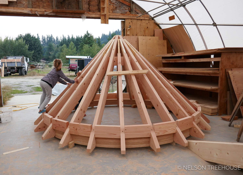 Treehouse Turret