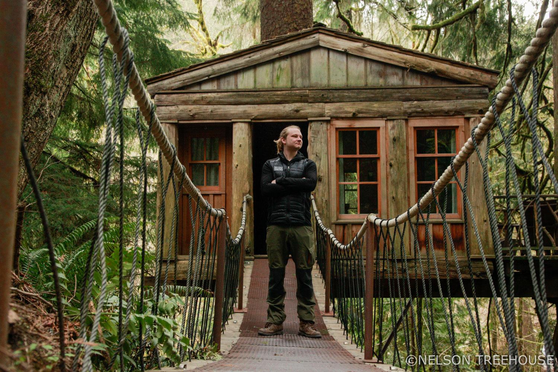 Garrett Porter Nelson Treehouse