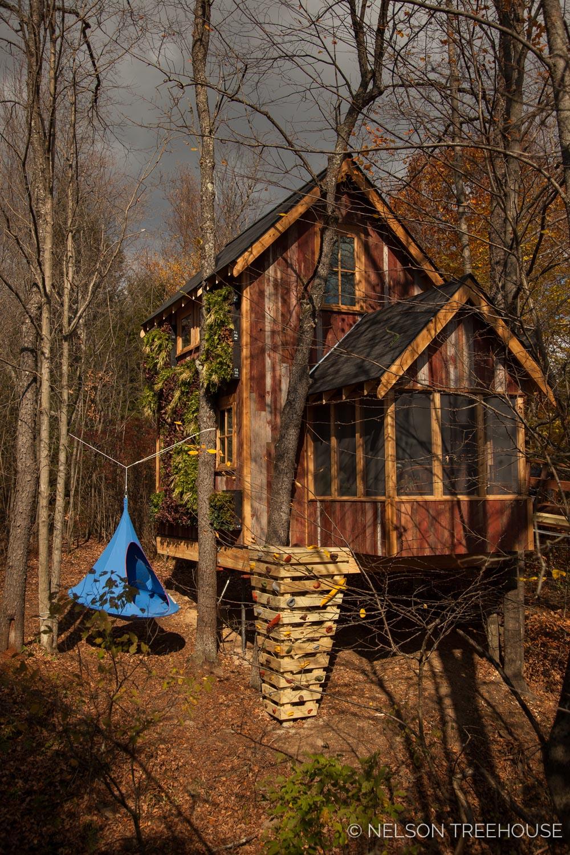 Nelson Treehouse - Adventure TEmple