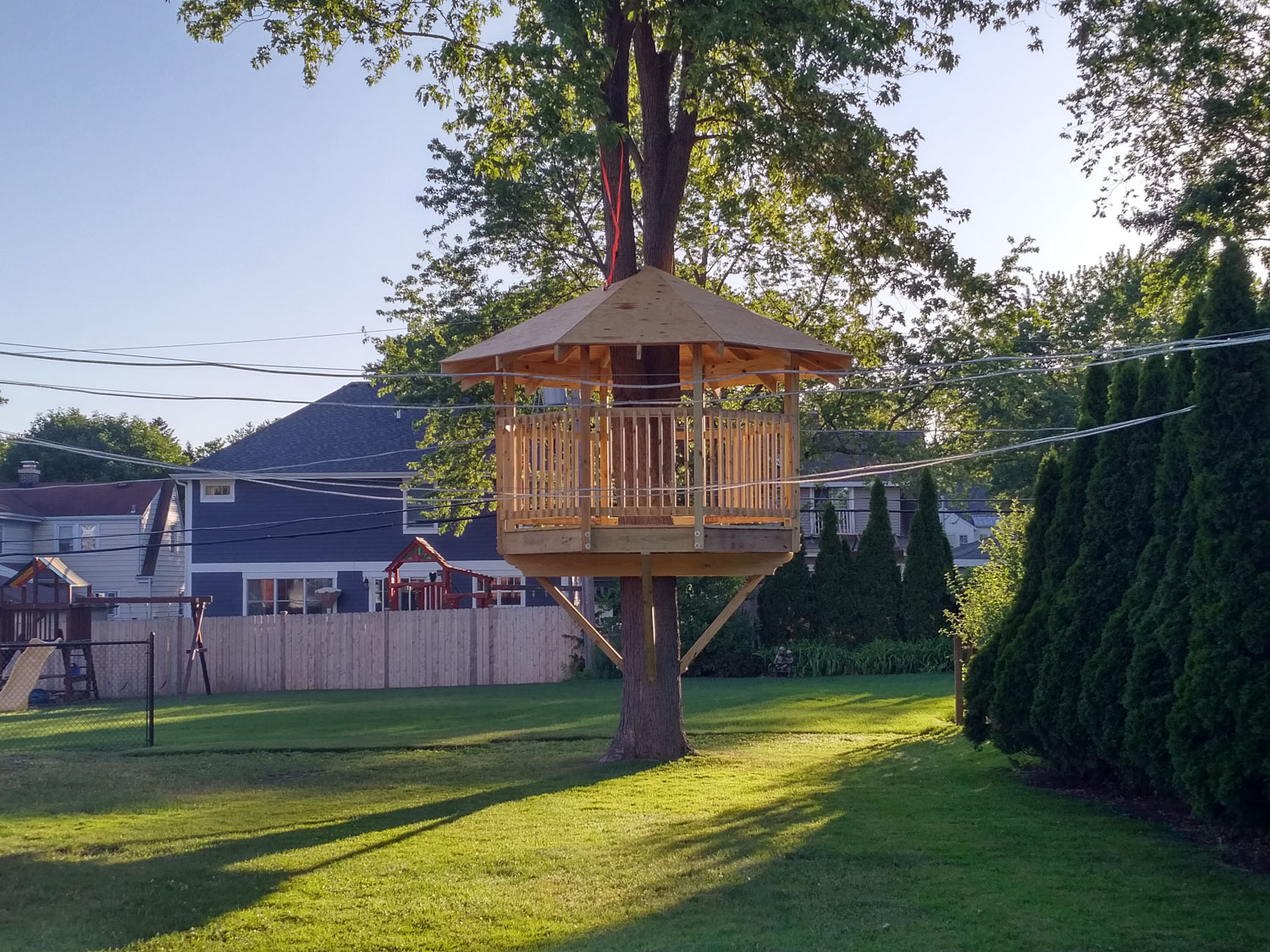 New Treehouse Plans For Diy Ers Build