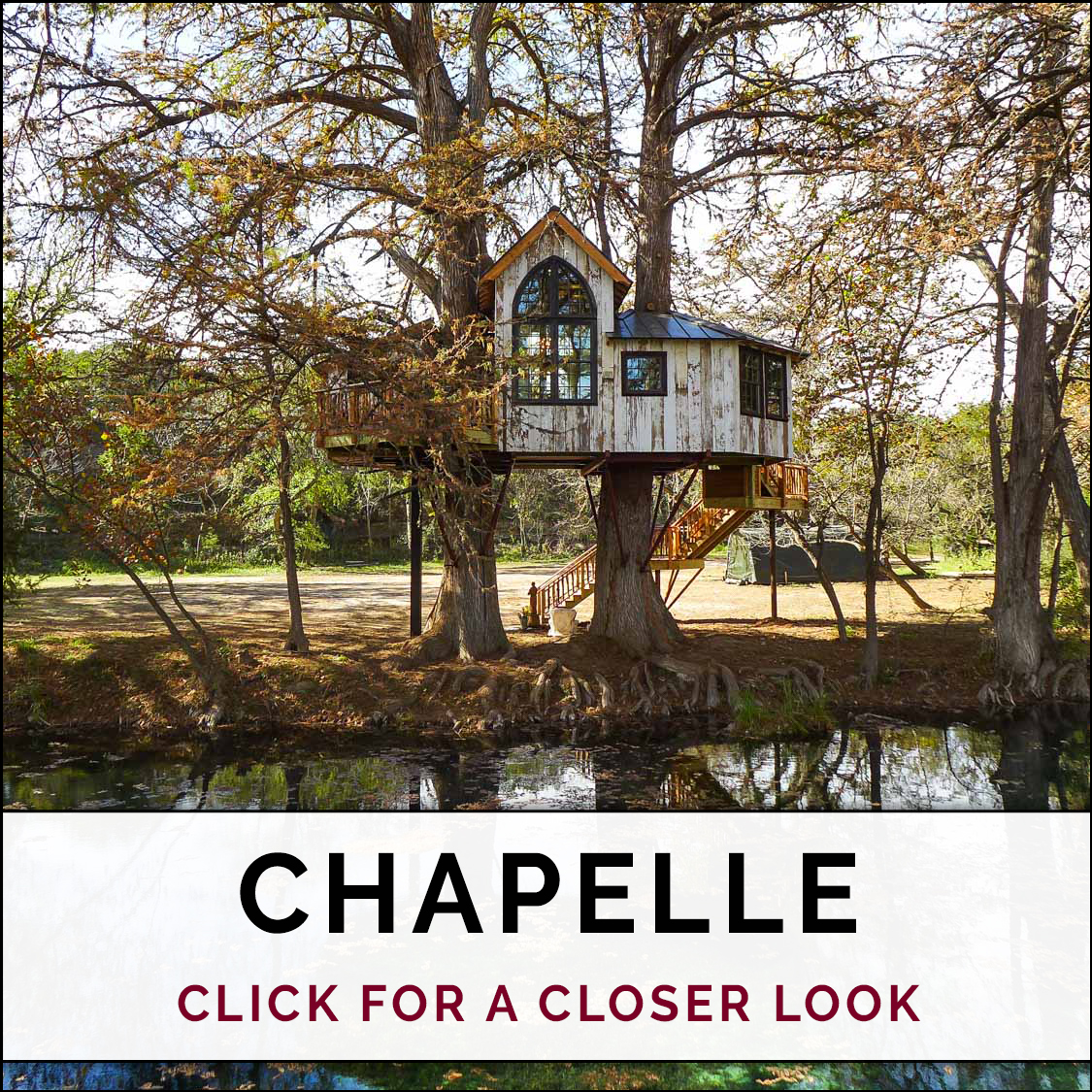 Chapelle at Utopia, Texas