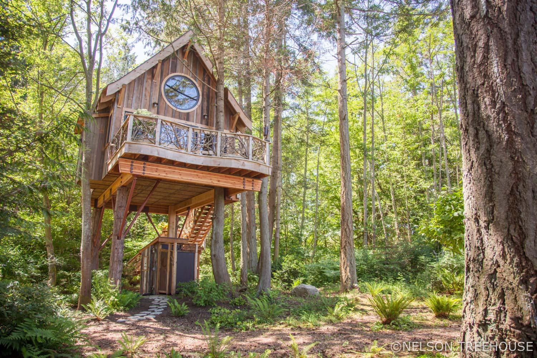 Seaside Treehouse - Nelson Treehouse 1